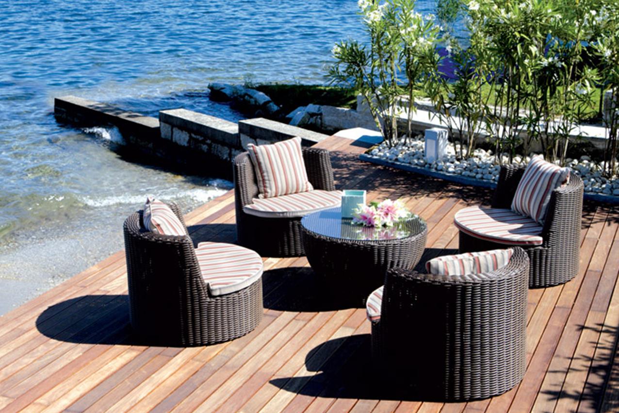 Ad aosta arredamento e accessori per il tuo giardino e gli for Accessori per terrazzo